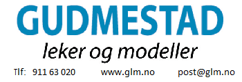 Gudmestad Leker & Modeller AS
